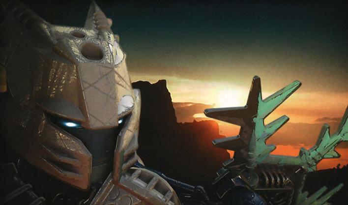 Gelu, guide des Toa de la Quête d'Hier sur Spherus Magna