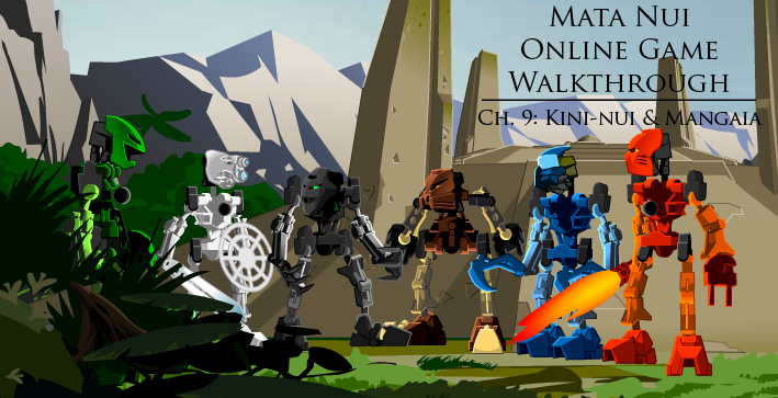 bionicle mata nui online game games world