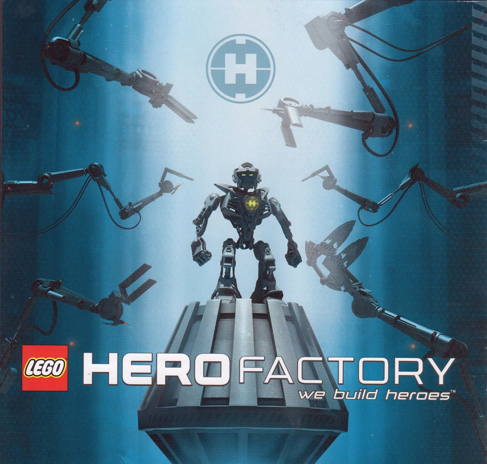 Hero Factory 7165 NATALIE BREEZ Complete Lego Bionicle Figure with Weapons