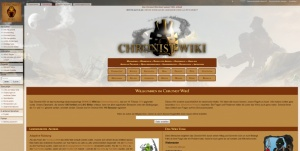 Chronist-Wiki Main Page