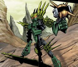 lego bionicle glatorian arena 3