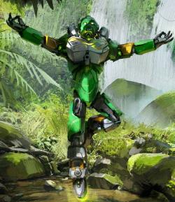 Lewa Master Of Jungle