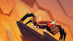 Lord of Skull Spiders on Cliff.png