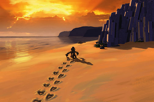 http://biosector01.com/wiki/images/4/4a/Concept_Art_Takua_on_Beach.png