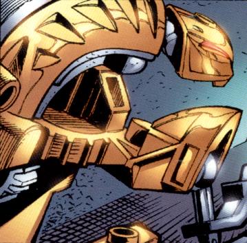 [Comics] VF des BD Bionicle : Toa Metru ! N°16 GoldRahkshi