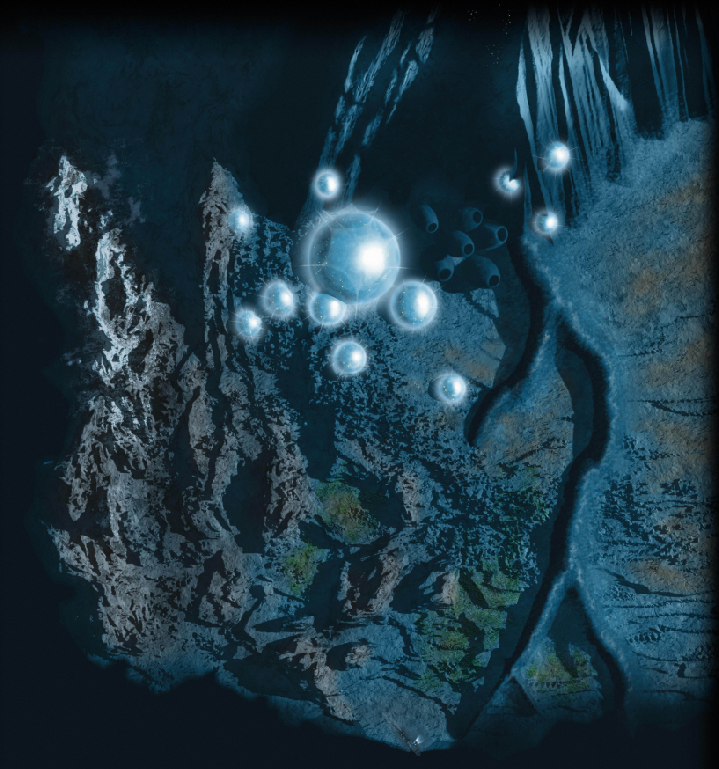 Conquerors of the Deep (Bionicle RPG) Mini_Map