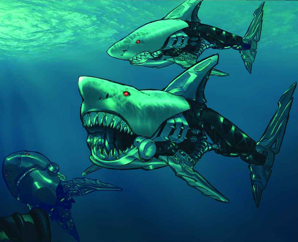 shark tv series quotes