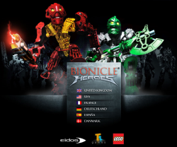 BIONICLEheroes Website.png