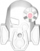 [NIE] Les fiches de la Nuvapédia 58px-Aerial_Kanohi_Akaku_Nuva_Small