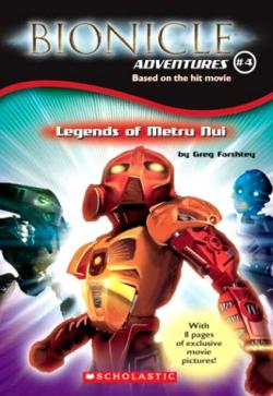 BIONICLE Adventures 4: Legends of Metru Nui - BIONICLEsector01